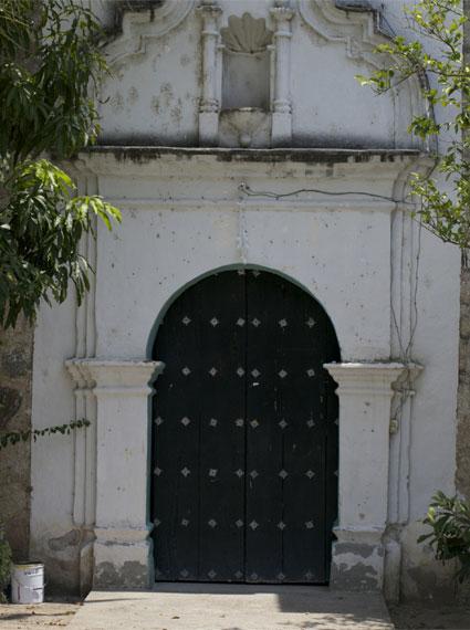The Catedral of Santa Ana del Rio