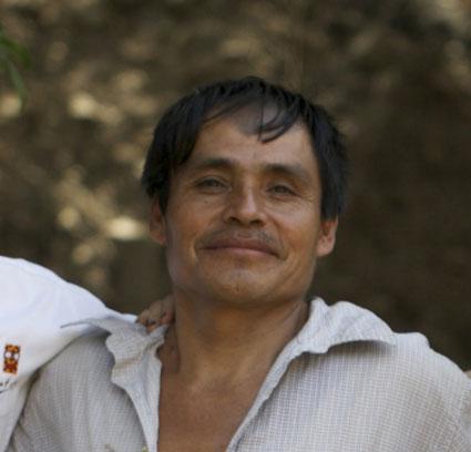 Don Eduardo Hernadez of Santa Ana del Rio